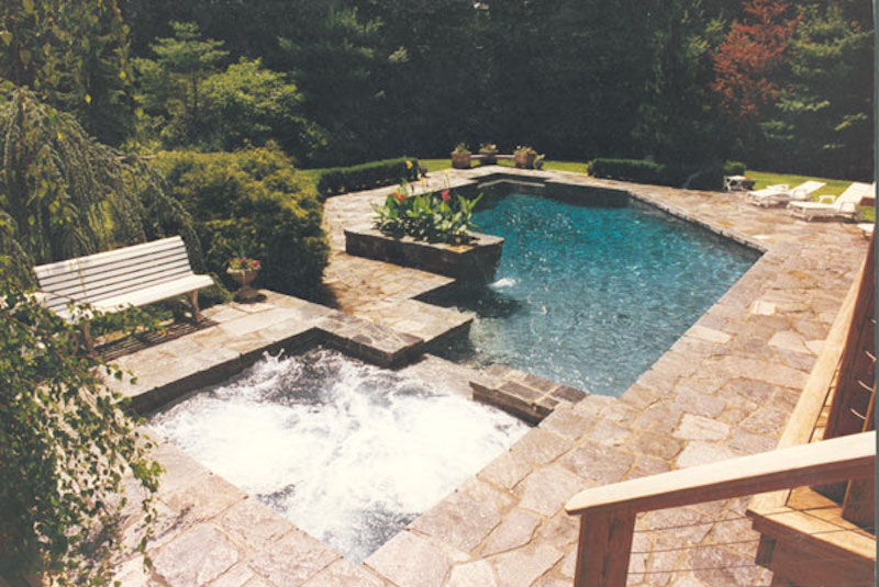 In Ground Pool Photos Fairfield County Pool Design